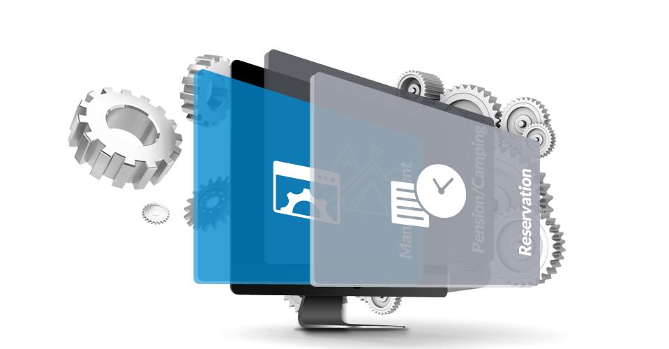 OA系统开发、平台系统开发、网站托管服务、企业邮箱