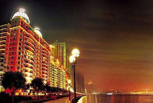 广州新珠江大酒店