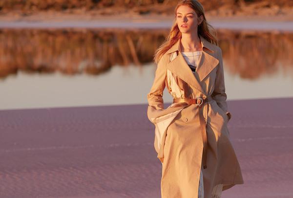 H5响应式网站-歌莉娅女性服饰